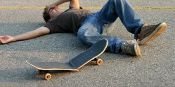 Skate uitrusting verzekeren